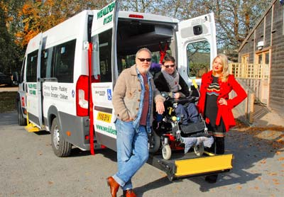 Wealden Wheels community based transport