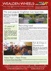 Read our Winter Newsletter